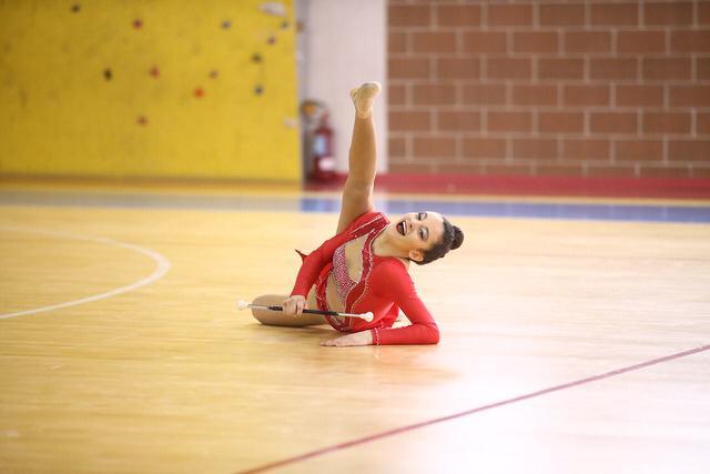 INT Valentina Ferretti allenamento