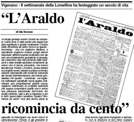 Odg Tabloid 2000 - Cento anni Araldo