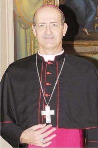 Maurizio Gervasoni - vescovo Vigevano
