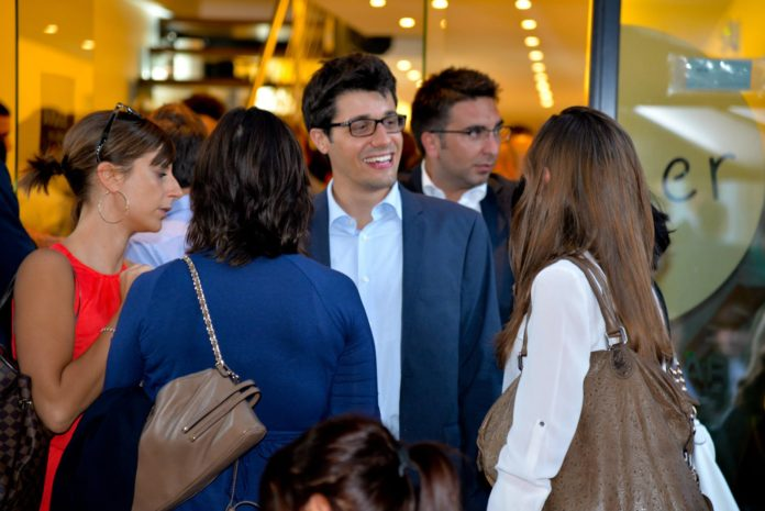 Giovani all'estero - Michele Laverone