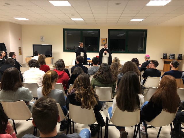 GAR DV Testimonianza Vocazionale Don Bosco 31-01-20