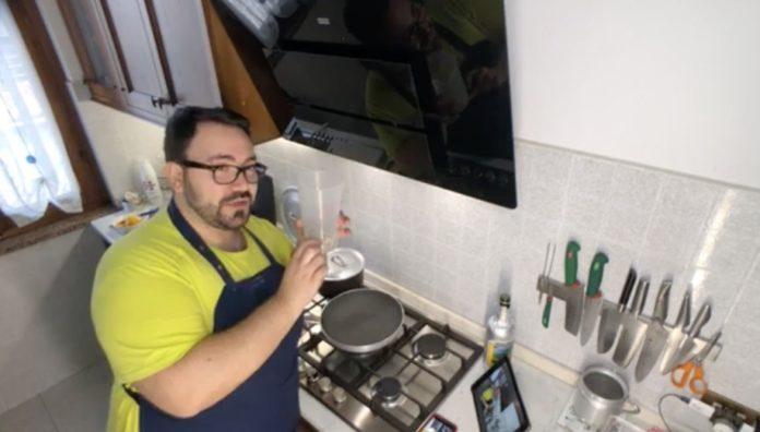 Cucina virtuale - Riccardo Carnevali