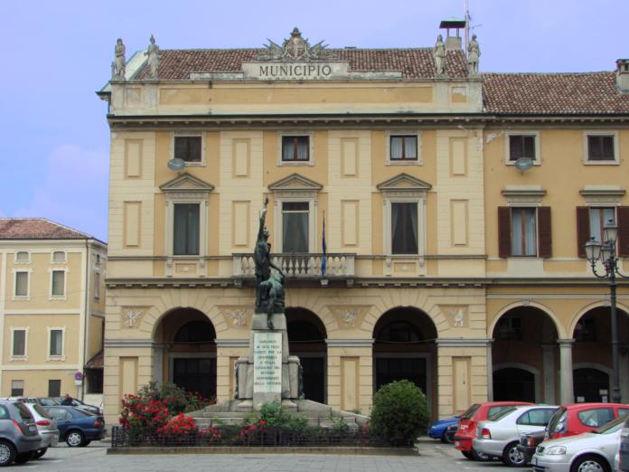 GAR Municipio Garlasco
