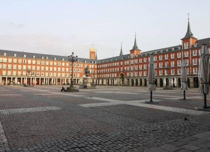 Cronache dalla pandemia - Madrid