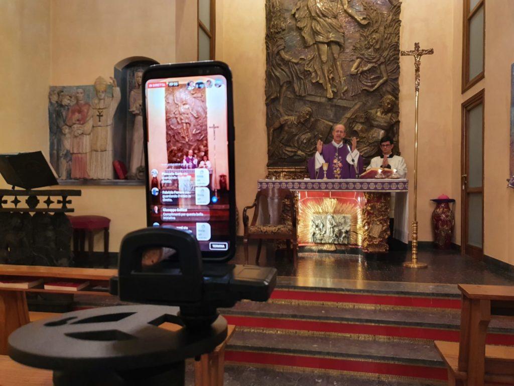 vescovo Gervasoni quaresima 2020