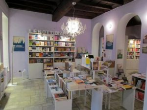 La libreria vigevanese Le notti Bianche