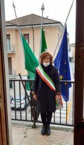 Cilavegna - sindaco Giovanna Falzone