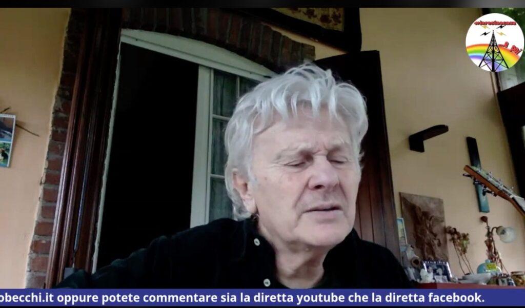 Ron alla radio web di Gambolò