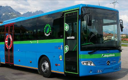 Bus audioguidovie