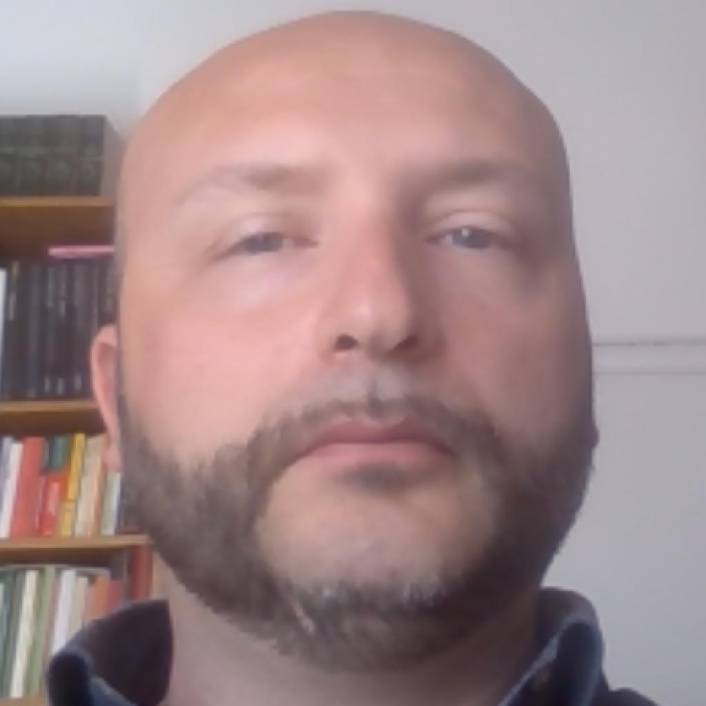Il dirigente Pietro Chierichetti