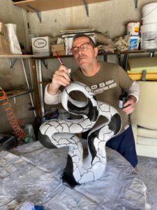 menozzi scultore