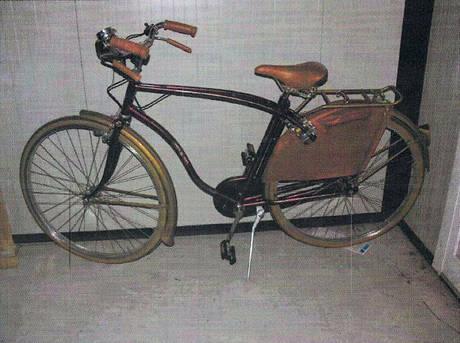 Delitto Garlasco - la bici