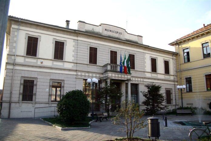 Il municipio di Cassolnovo