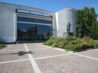 Vigevano - palazzo esposizioni