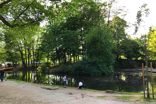 Vigevano - parco Parri