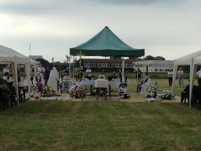 funerale arianna varone