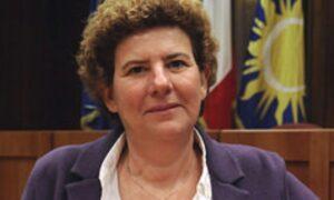 Arianna Censi, vice sindaco Città Metropolitana (fonte Osservatorio Metropolitano di Milano)
