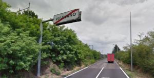 Vigevano cartello ponte Ticino