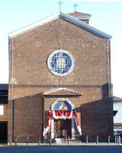 DIO Vigevano chiesa Cascame