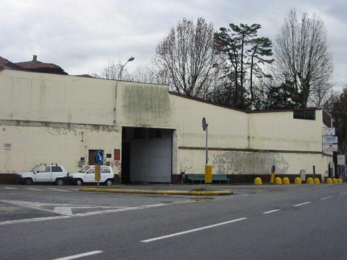 Gli edifici dell'ex Astro di Garlasco