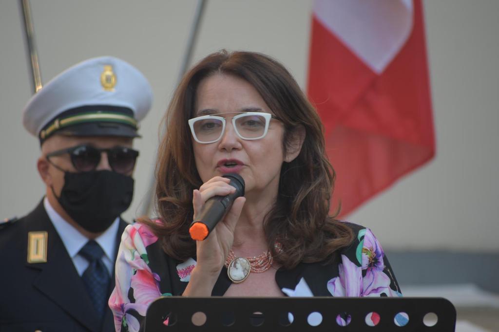 03 PP Coronavirus - Ats Pavia direttore generale Mara Azzi