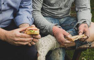 PP Giornata poveri Caritas panini