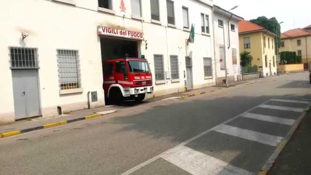Vigevano Vigili del fuoco