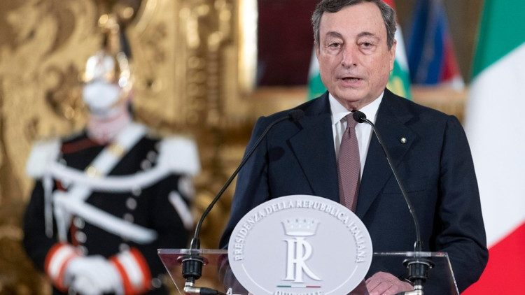 Osservatorio 19-02 - Mario Draghi