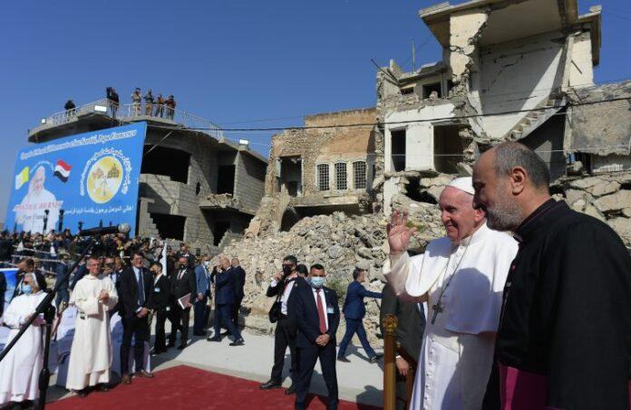 Osservatorio 12-03 Papa Francesco - Mosul