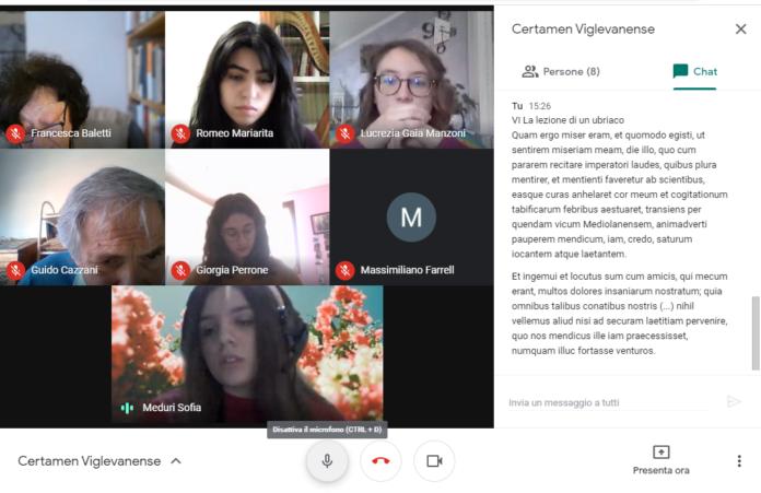 CUL/VIG - Certamen online