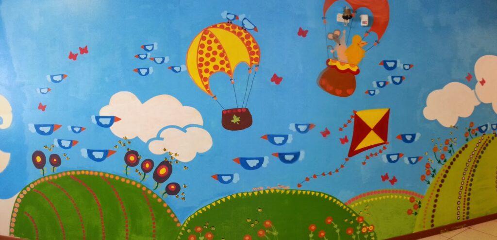02 PP Giovani e DaD - murales scuola