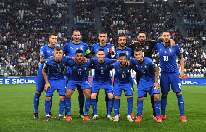 Italia Euro2020 - squadra