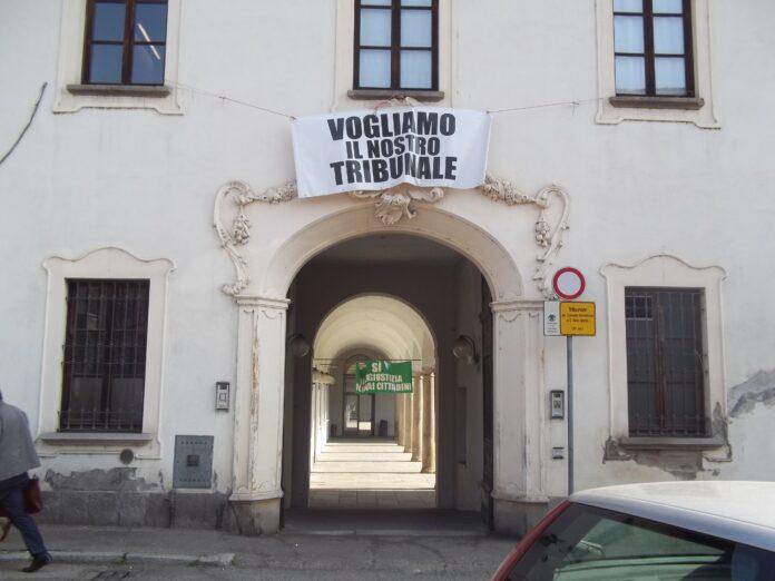 Tribunale vigevano
