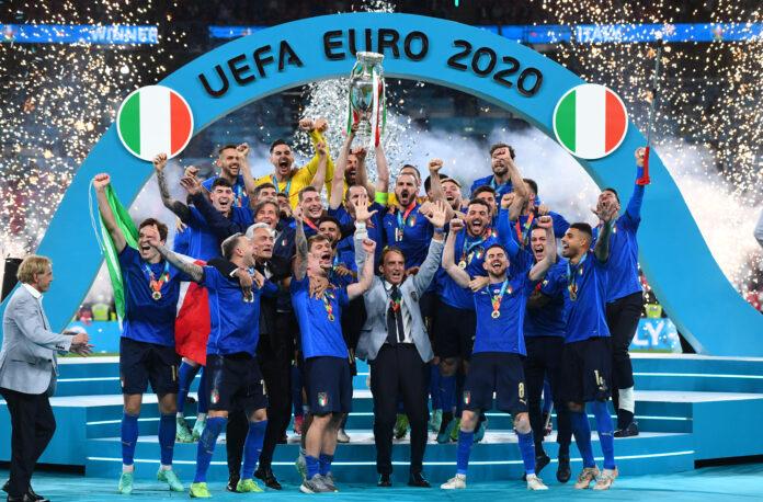 SPORT Euro 2020 - Italia Campione