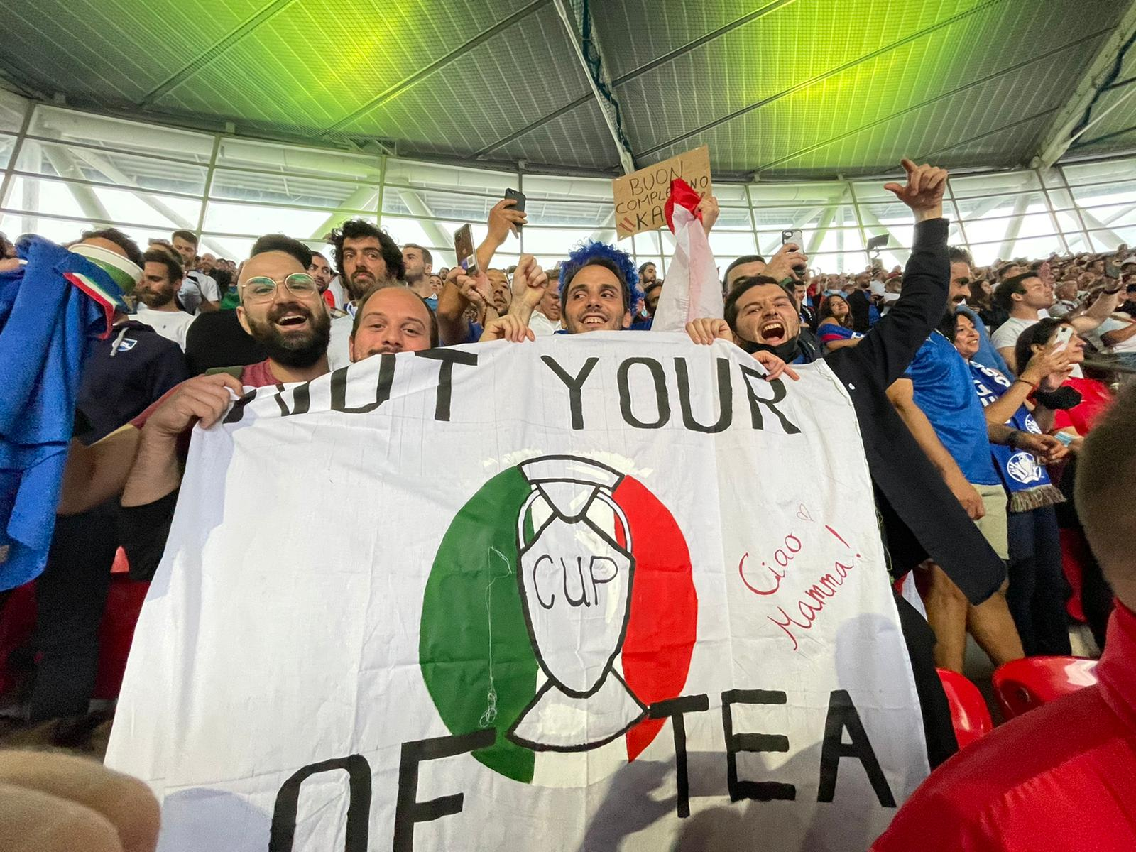21 SPORT Euro 2020 - Wembley 02