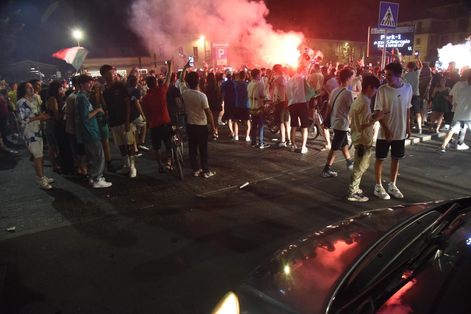 21 SPORT Euro 2020 - piazza Sant'Ambrogio Italia 09