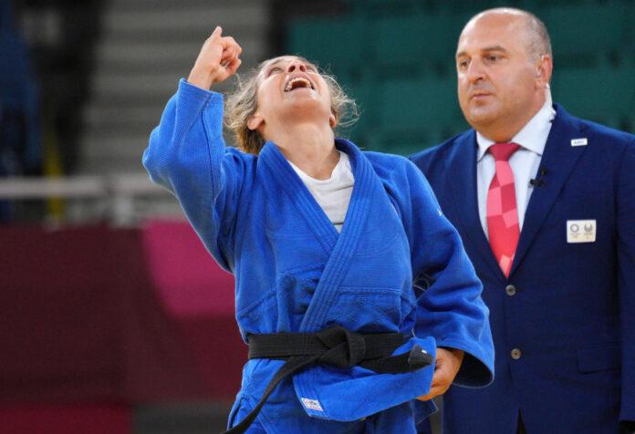OSS 30-07 Olimpiadi Giuffrida judo