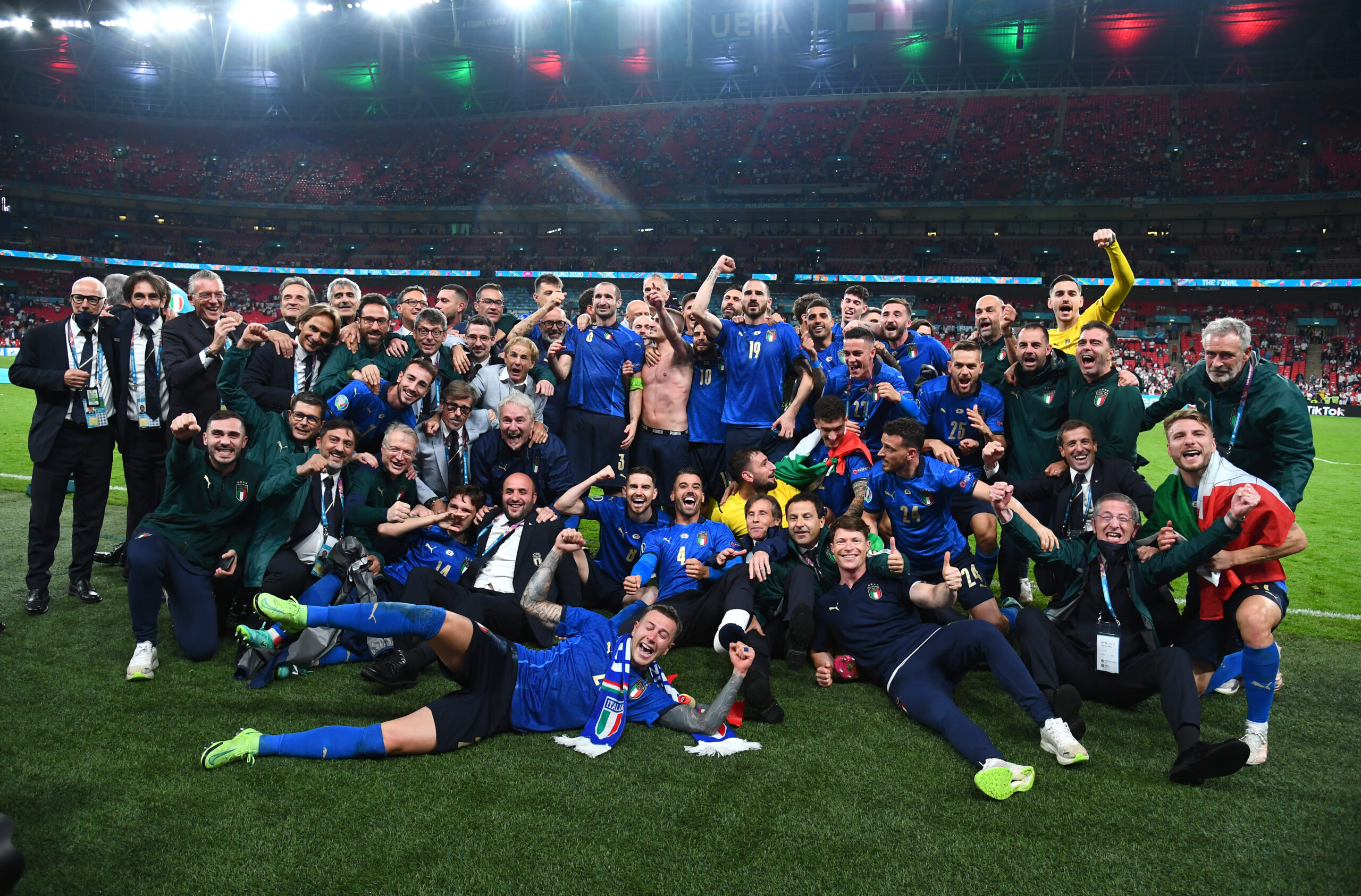 SPORT Euro 2020 - I campioni