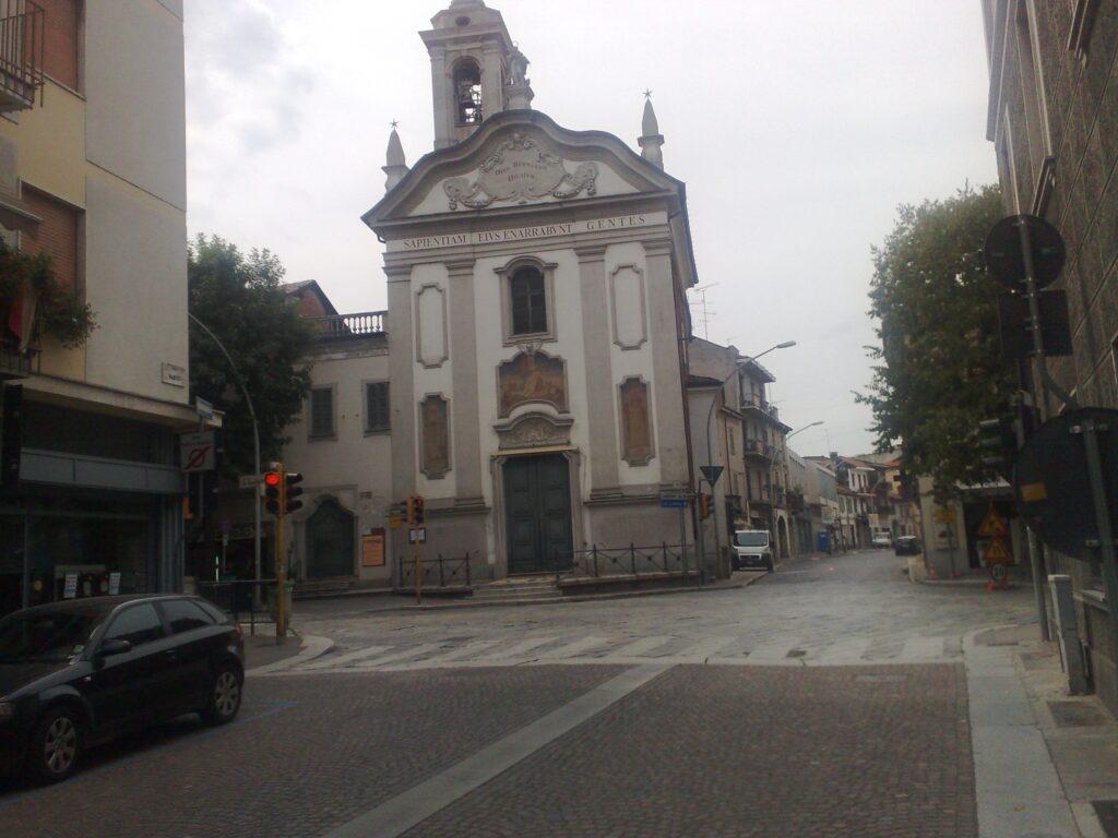 Vigevano Chiesa San Bernardo
